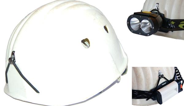 Оборудование.  Каска ШАХТЕРСКАЯ с креплением под фонарь.  Строительные материалы.  Метизы и крепеж.